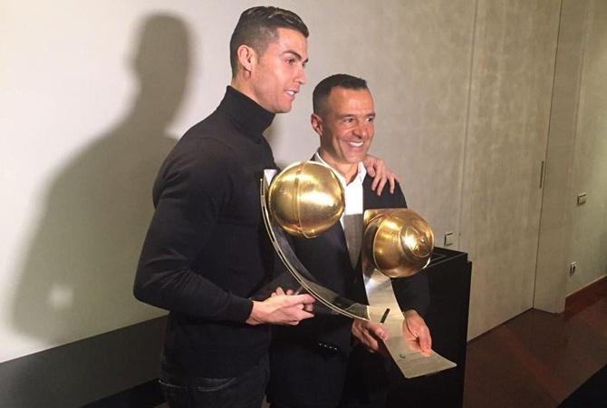 Роналду: «Не беспокойтесь, уменя еще множество места для трофеев»