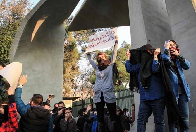 Юзеры проинформировали облокировке 2-х Telegram-каналов вИране нафоне протестов