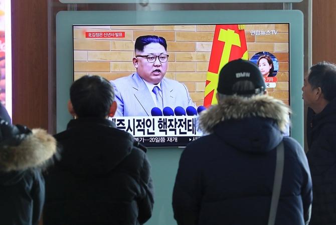 Лидер КНДР призвал начать массовое производство межконтинентальных баллистических ракет