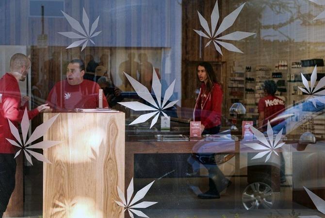 ВКалифорнии легализуют реализацию марихуаны