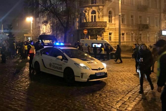 Новогодняя ночь вУкраинском государстве прошла без происшествий