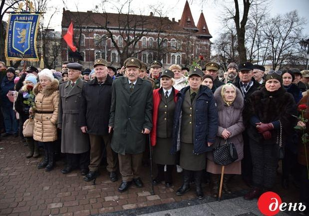 Вчесть дня рождения Бандеры вгосударстве Украина запланированы 54 массовых мероприятия