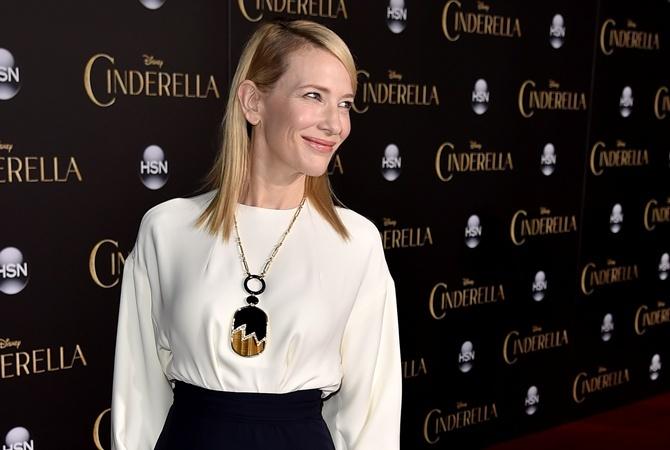 Артистка Кейт Бланшетт возглавит жюри 71-го Каннского кинофестиваля