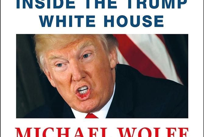 Книгу написали «нытик инеудачник»: Трамп высказался о«бестселлере Белого Дома»