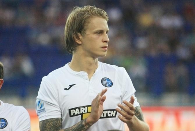 Артём Шабанов согласовал договор с«Динамо»