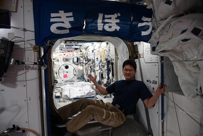 «Выросший» на9см японский астронавт признал ошибку визмерениях