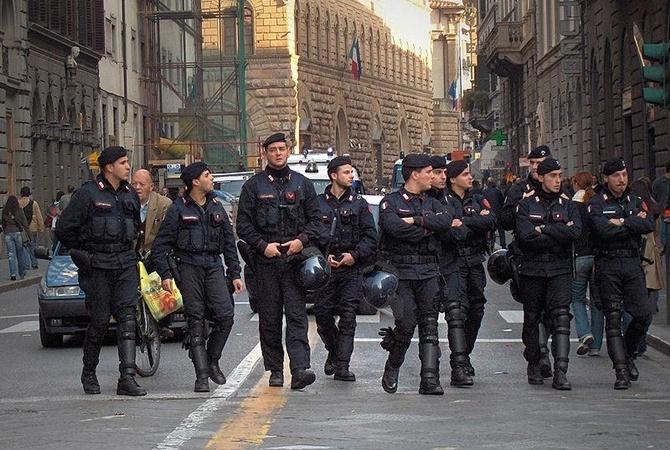 Около 170 мафиози арестовали вИталии иГермании