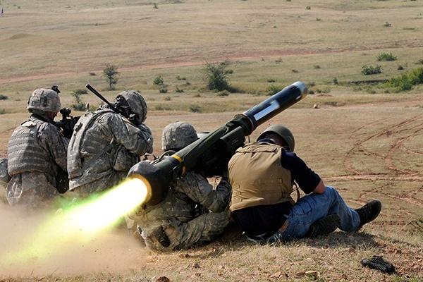США передадут Javelin в войсковые части государства Украины, находящиеся вдали отфронта