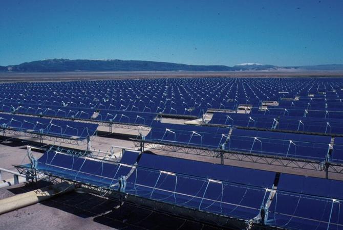 ВЧернобыле запустят первую вгосударстве Украина  солнечную электростанцию