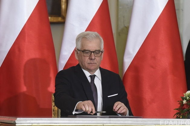 ВПольше уволен одиозный министр-украинофоб— Полетели головы