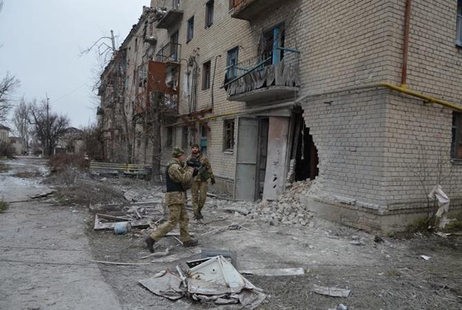 Боевики накрыли огнём изгранатометов позиции ВСУ под Луганским иТроицким— АТО