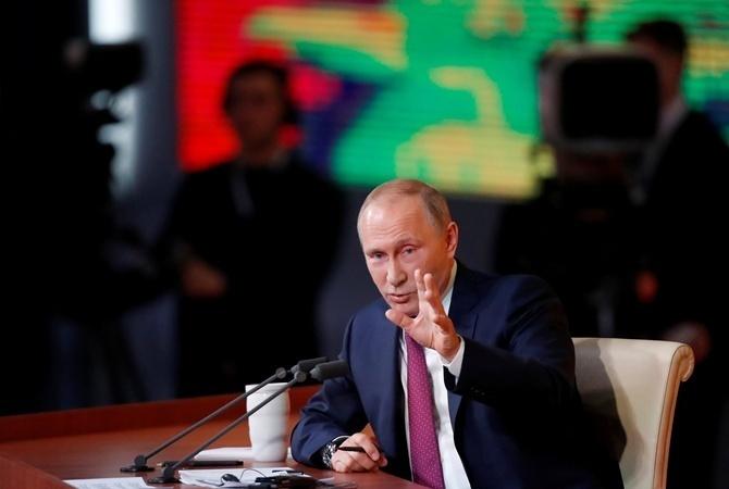 Путин поведал оразыгрываемой «российской карте» вовнутриполитической жизни США