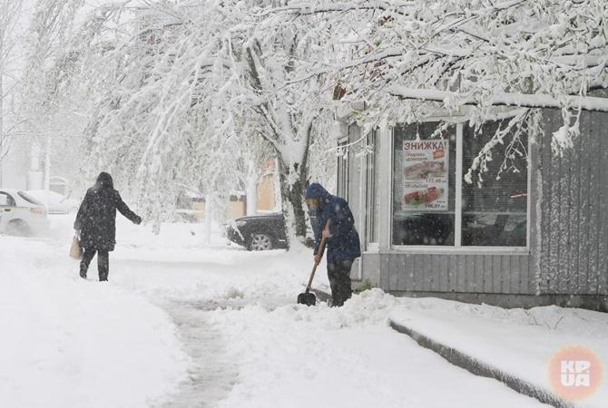 Синоптики спрогнозировали погоду вгосударстве Украина — реальная зима