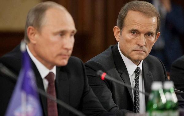 США могут ввести санкции против Медведчука