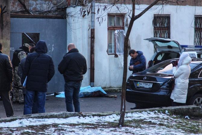 Вцентре Одессы произошла стрельба: есть жертва ипострадавшие