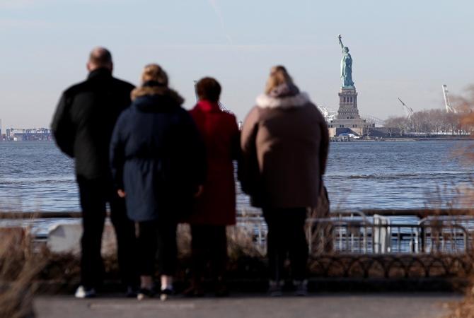 Никакой «Свободы»: главную статую США закрыли для гостей из-за руководства