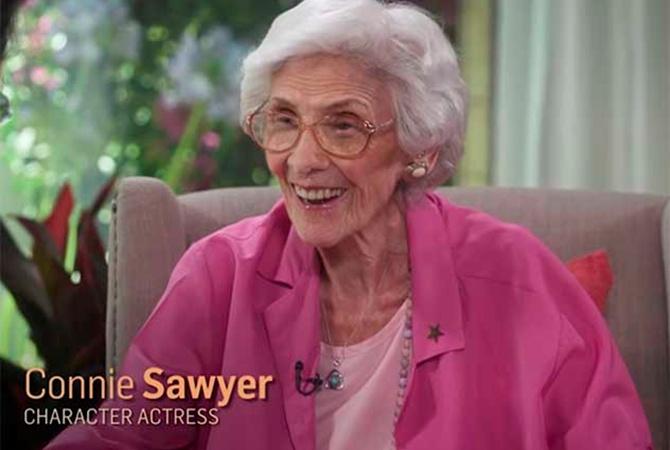 Старейшая артистка Голливуда скончалась на106-м году жизни
