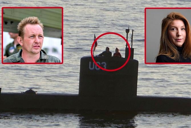 Впрокуратуре Копенгагена раскрыли детали убийства шведской журналистки Ким Уолл
