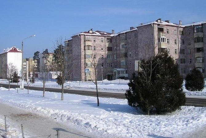 Вукраинском городе Славутич из-за долгов отключили газ