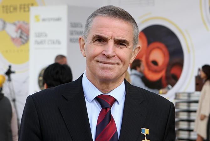 1-ый космонавт Украины, который сегодня нестало, связанный сПолтавщиной