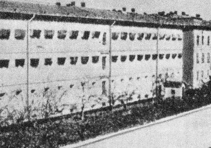 ВГамбурге пыточные камеры гестапо превратят вжилой комплекс