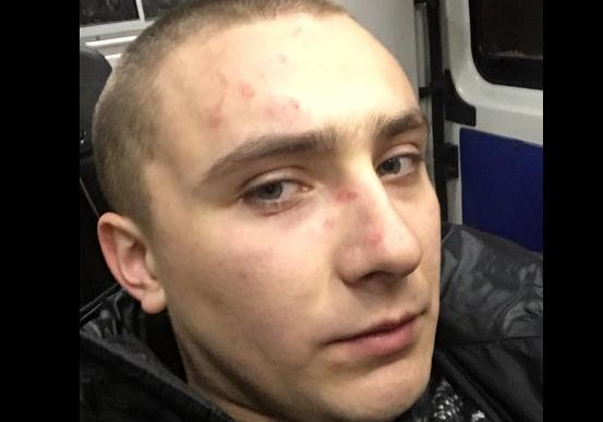 Неизвестные напали наактивиста Стерненко уего дома