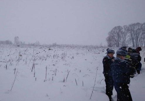Пилот Ан-148 незапрашивал аварийную посадку вЖуковском