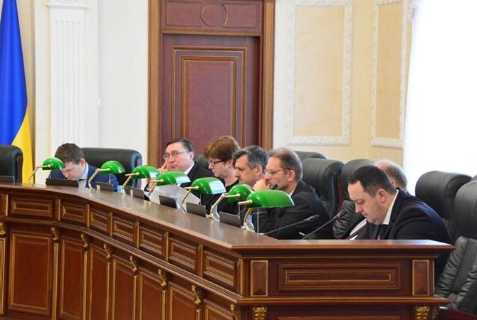 Высший совет правосудия уволил судью за аресты участников Евромайдана