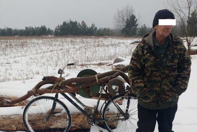 ИзЧернобыльской зоны пытались вывезти зараженный металл
