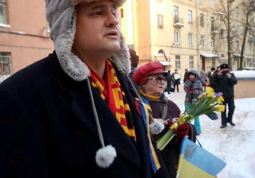 Неимоверная смелость: в РФ прошла акция памяти огероях Майдана