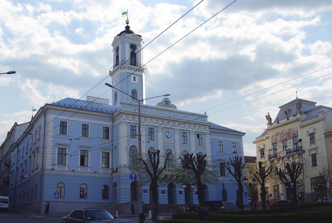 Черновцы исключили российский язык изофициального применения