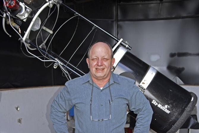 Астроном-любитель впервый раз вистории снял нафото вспышку сверхновой