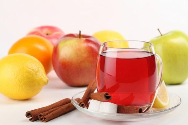 Фруктовый чай вода слимоном оказались небезопасны для зубов