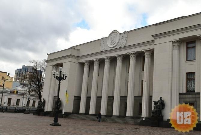 ВУкраинском государстве неисключили переименования Рады из-за «советского наследия»