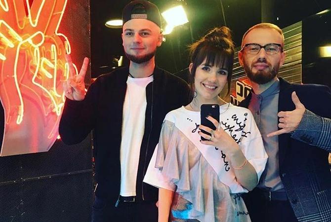 Сын скандальной украинской эстрадной певицы возмутил сети выступлением на«Голосе страны»