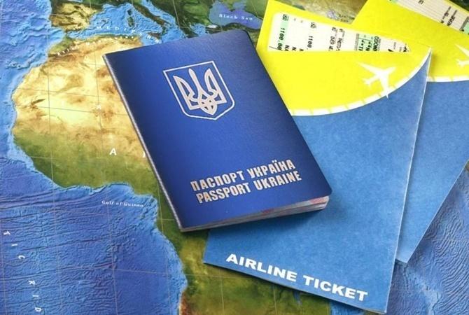 Украинцы могут пользоваться безвізом из118 стран мира— полный список стран