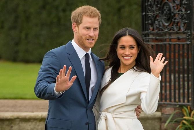 На свадьбу принца Гарри пригласили почти три тысячи британцев