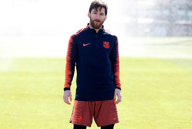 Стала известна причина, покоторой Месси неожиданно пропустит матч «Барселоны»