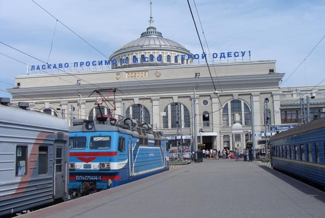 Впоезде Одесса-Николаев работник Нацполиции открыл стрельбу из-за ссоры