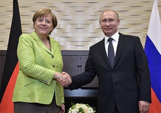 Ангела Меркель в 4-й раз  избрана канцлером Германии
