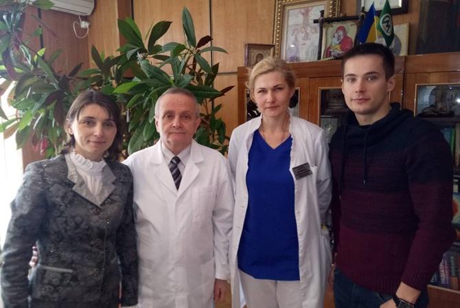 Благотворительный фонд Алены Лебедевой начал ремонт помещений в Киевской городской детской клинической больнице №1