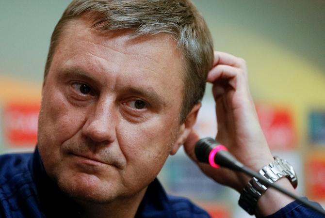 Хацкевич разразился обвинениями против «Динамо»— Лига Европы