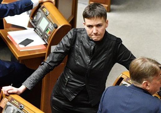 Отгероя до«зрадныка»— один шаг: Савченко угодила на«Миротворец»