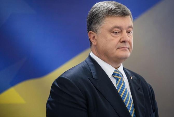 Президент Украины находится с национальным визитом вКувейте