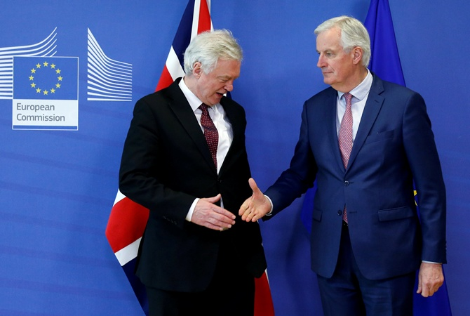 ЕС и Англия договорились опереходном периоде после Brexit