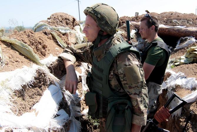 НаДонбассе жертв среди гражданских стало менее,— ООН