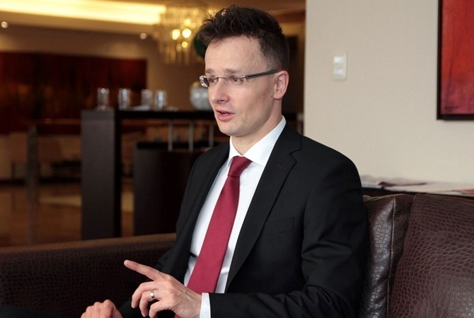 МИД Украины: Последние заявления Венгрии очень приблизились к«красной линии»