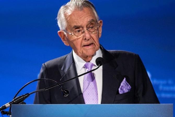 Скончался влиятельный американский миллиардер