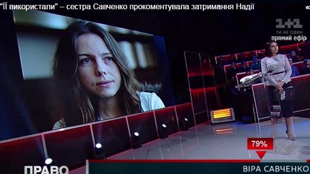 Савченко всуде вкоторый раз объявила голодовку