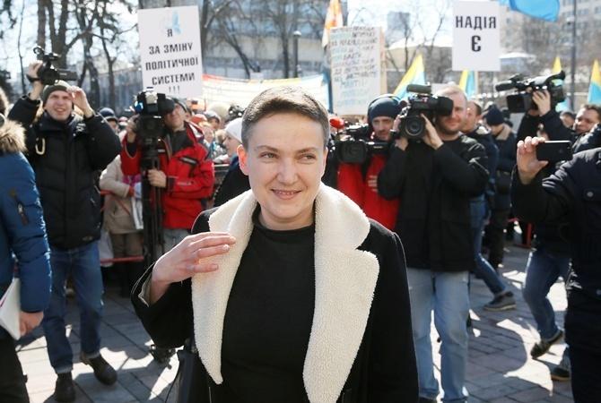 Савченко вначале рабочей недели подаст апелляцию нарешение Шевченковского райсуда— юрист